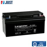 batería de la batería VRLA de la UPS de 12V 65ah