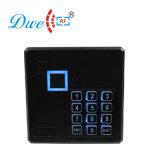 Leitor do controle de acesso RFID com diodo emissor de luz
