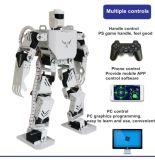 Vente chaude de 17 degrés de liberté pour la vapeur du robot humanoïde programmables par l'éducation