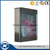 Caja de interior de los fabricantes del rectángulo de carta del diseño moderno