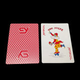 Förderndes schürhaken-Größen-bestes Papierkasino-Spielkarten Nr.-92 Standard