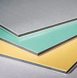 PVDF überzogenes zusammengesetztes Aluminiumpanel