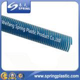 4 pouces - boyau à haute pression de débit de boyau d'aspiration de l'eau de PVC de plastique