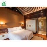 고급 호텔 노란 포플라 특대 침실 가구는 도시 작풍을 놓는다