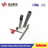 Sólido de tungsténio fundido com perfuração de Bar para preço de ferramentas de corte CNC