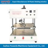 Máquina de fusión de la sincronización de alta frecuencia automática del empaquetado plástico del animal doméstico