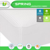 Protector de colchón impermeable transpirable Premium y los ácaros del polvo
