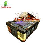 Máquina de jogo da tabela de jogos dos peixes do tiro do jogo da arcada do caçador dos peixes da batida do leão