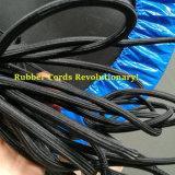 Bouncer Foldable interno do Trampoline da aptidão do tirante com mola do Bodybuilding do exercício