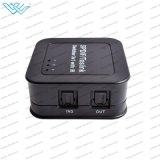 Optische Audio3X1 Digitale Switcher van Spdif/Toslink met de Afstandsbediening van IRL