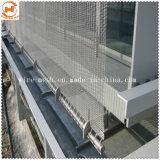Декоративные фасад проволочной сетки из нержавеющей стали