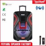 USB/TF Bluetooth F15-03のFeiyang/Temeishengの充電電池のスピーカーボックス