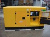 Молчком тепловозный генератор с двигателем Lovol