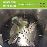 Пластиковых гранул Agglomerator машины на пленку и ПЭТ волокна