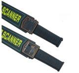 Metal detector senza fili della mano della ricarica della bacchetta eccellente