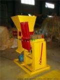 Eco Brava plus manuelle Lehm-Masse Intrelocking Ziegeleimaschine