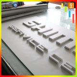 Drapeau polychrome de PVC d'impression de Customed pour l'étalage