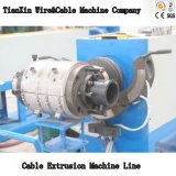 Doppelte Schicht-Kabel-Draht-Produktionszweig Kabel-Strangpresßling-Maschine