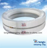 Roulement pivotant à anneau d'orientation avec gradient de dureté en engrenage avec SGS