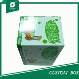 Caja de embalaje del papel acanalado del juguete del bebé