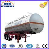 식용 기름 또는 물 저장을%s 반 중국 탱크 트레일러 알루미늄 탱크