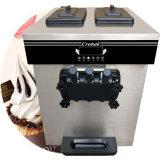 공장 승진 스테인리스 탁상용 아이스크림 기계