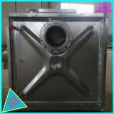 熱いすくいの電流を通された鋼鉄水漕水貯蔵タンク