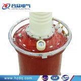 제조자 중국 100kv AC DC High Voltage Test Set Oil 또는 Dry/Inflatable Testing Transformer