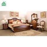 침대 세트와 현대 침실 가구 우아한 침대