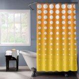 Tenda di acquazzone facile personalizzata del commercio all'ingrosso di cura per la stanza da bagno decorativa
