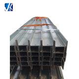 Dimensioni d'acciaio galvanizzate del fascio di H da vendere