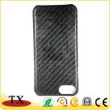 Custom Accessoires de téléphone mobile en fibre de carbone cas