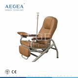 Ag-AC006 met SOFT Mattress Hospital Luxueuze Folding Chairs van pvc