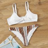 OEM Bikini matures de nouveaux styles Noeud de maillots de bain avant