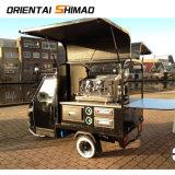 Chaud de qualité supérieure populaire Fast Shipping Tuktuk van de café