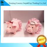 De populaire Spaarpot van Piggy van het Stuk speelgoed van de Pluche