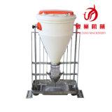 Poupe mais eficaz dos alimentos secos e molhados porco automática do sistema do alimentador para Fazenda