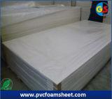 Placa de Forex, espuma de PVC junta, núcleo de espuma, espuma de la junta de la Junta centrada con impresión a todo color