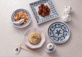 Plato de la salsa de la melamina/placa de la melamina/servicio de mesa profundos de la melamina (DCB14)