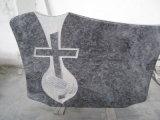 Grafsteen van het Graniet van de nevel de Witte voor de Markt van Slowakije