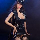 Idolls 158cm現実的な愛人形の完全なシリコーンの性の人形