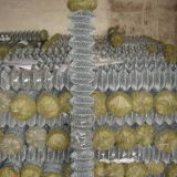 Chain Link Fence Diamond Wire Mesh (PEACE-CLF)