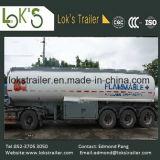 3 Semi Aanhangwagen van de Tanker van assen de Chemische