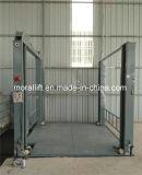 Pfosten-Auto-Aufzug-Wand-Aufzug der CER Zustimmungs-vier