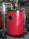 燃料(ガス)の蒸気ボイラ