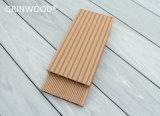 Composé en plastique en bois extérieur