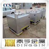 CCS SS304 tanques de acero inoxidable 1000L