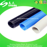 Mangueira flexível do PVC Layflat da água da sução do PVC