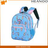 Изображение автомобиля шаржа малышей детей мальчиков Backpack мешка школы