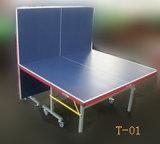 Tableau de ping-pong de pliage (T-02)